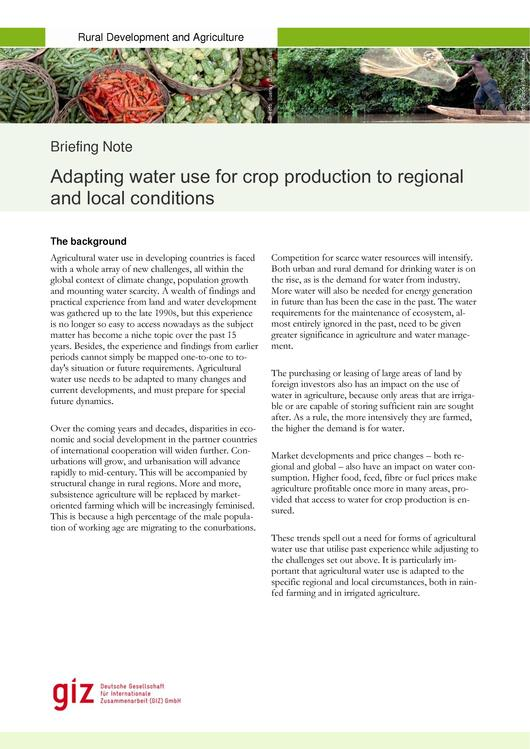File:03 Briefing Note Adapting Water Use for Crop Production to Regional and Local Conditions February 2013.pdf