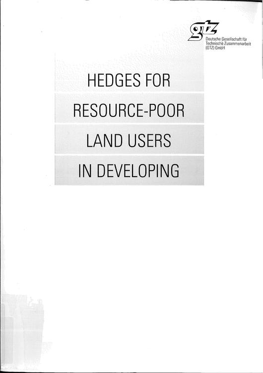 File:GIZ, Kuchelmeister, G. (1989) Hedges for resource-poor land users in developing countries Chapter 1 to 2.pdf