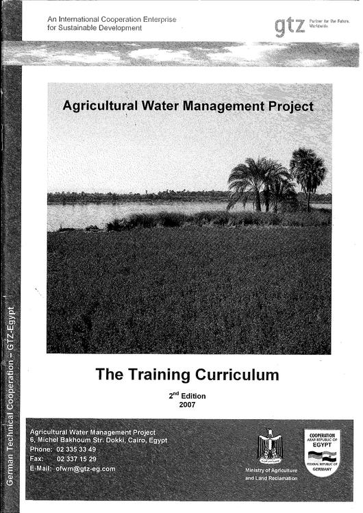 File:GIZ (2007) Agricultural Water Management Project The Training Curriculum.pdf