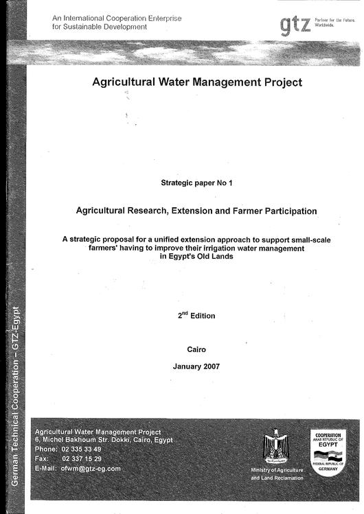 File:GIZ (2007) Agricultural Research, Extension and Farmer Participation.pdf