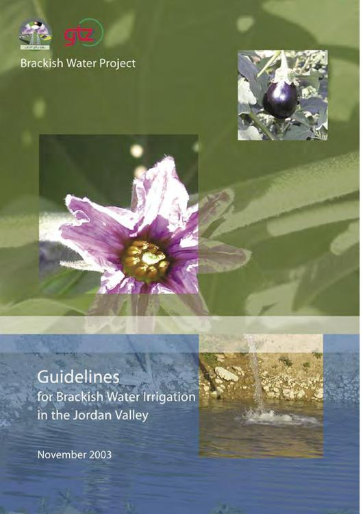 File:GIZ (2003) Guidelines for brackish water irrigation in the Jordan valley Full.pdf