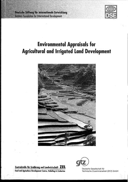 File:GIZ (1996) Environmental Appraisals for Agricultural and Irrigated Land Development Chap 1-4.pdf