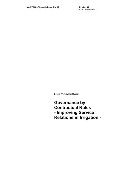 File:GIZ, Wolff, B., Huppert, W. (2000) Governance by contractual rules.pdf
